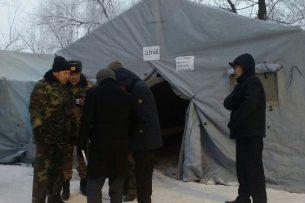 Абулгазиев встретился с жителями поселка Дачи СУ