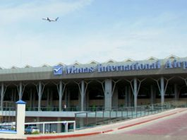 В аэропорту «Манас» из-за густого тумана продолжают отменять рейсы