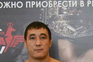 Кыргызстанский боец подписал контракт с американской менеджерской компанией Fight Factory