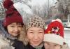 В Бишкеке родной отец похитил двух дочерей у матери