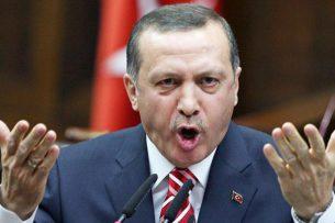 Эрдоган отдал указание объявить персонами нон грата послов 10 стран Европы и США