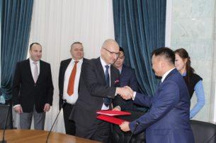 Крупная финская компания поможет развивать горнодобывающую отрасль Кыргызстана