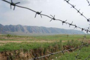 На кыргызско-таджикской границе произошла перестрелка. Вторая за месяц