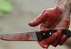 Мужчина ударил сожительницу ножом в Жайылском районе