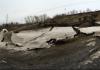 Огромный провал в два километра образовался в Восточном Казахстане