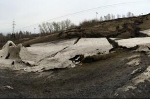 В Кыргызстане более двух тысяч семей живут на оползнеопасных участках