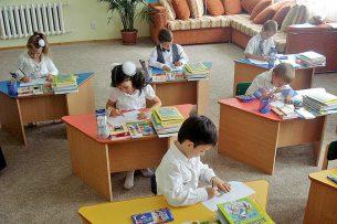 Учебный год для школьников Кыргызстана будет завершен в дистанционной форме