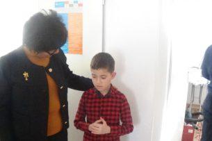 Министр соцразвития ознакомилась с деятельностью «SOS-Детские деревни Кыргызстана»
