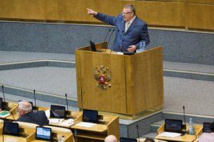 Жириновский предлагает запретить ночные полеты и посадку при ухудшении погоды