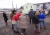 Рейд вокруг Ошского базара: Секс-работницы, граждане без прописки и иностранцы