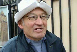 Активиста Ондуруша Токтонасырова задержала милиция