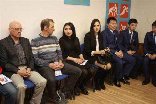 Сборную Кыргызстана торжественно проводили на Зимние Азиатские игры