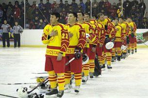 Хоккеисты Кыргызстана разгромили филиппинцев на Азиатских играх