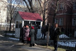 В Первомайском райсуде изберут меру пресечения Текебаеву