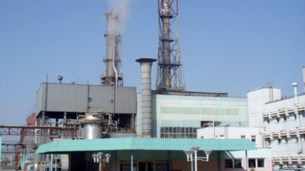 Взрыв на азотном заводе в Узбекистане: погибли пятеро
