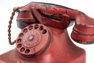 Телефон Гитлера продан с аукциона за $ 243 тыс.
