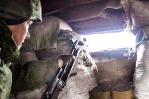 В Донбассе вступает в силу режим прекращения огня