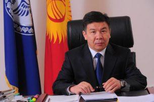 Алмамбета Шыкмаматова обвинили в коррупции
