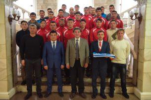 Футбольный клуб «Алга» участвует в международном турнире в Бангладеш
