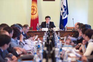 Бишкекские школы обеспечат видеонаблюдением