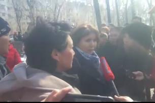 Супруга Текебаева: Мы знали, что возбудили уголовное дело