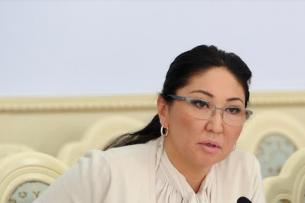 Султанбекова отметила слабую дисциплину в Минкультуры