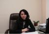Чынара Мамидинова освобождена от должности статс-секретаря Минюста