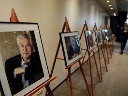 В Брюсселе состоялась передача архивных материалов по творчеству Айтматова