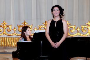 Звезды мировой оперы выступят в Бишкеке