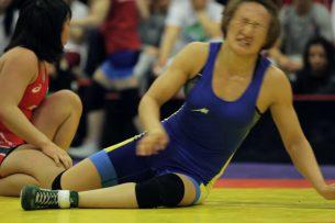 Айсулуу Тыныбекова не смогла завоевать золото на соревнованиях в Швеции из-за травмы