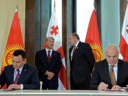Кыргызстан и Грузия отменят двойное налогообложение