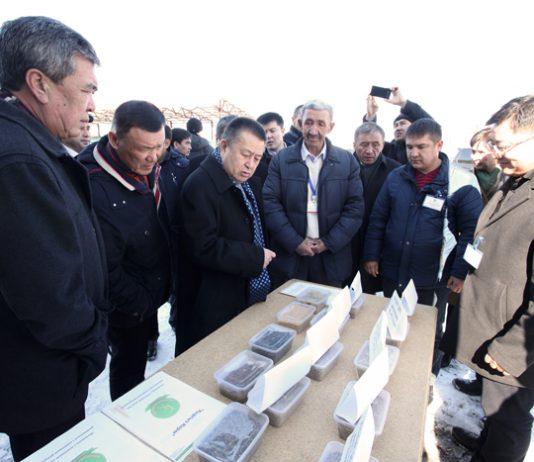 Чыныбай Турсунбеков: Поддерживая отечественных производителей, мы сможем выйти на рынки ЕАЭС