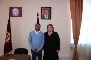В Кыргызстане впервые имплантировали слуховой аппарат