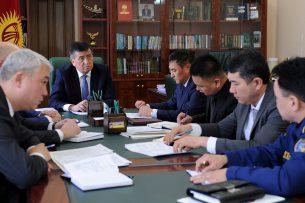 В правительстве обсудили ликвидацию последствий ЧП