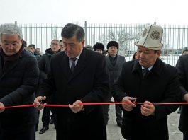 В Кыргызстане открылось текстильное предприятие, выпускающее в день 10 тонн продукции