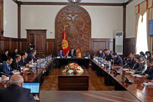Правительство ищет инвесторов на реализацию Госпрограммы развития ирригации