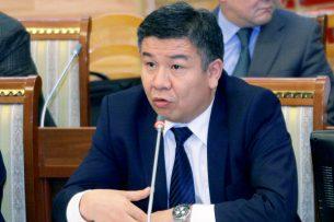 Шыкмаматов сдал мандат и вышел из «Ата Мекена» — СМИ