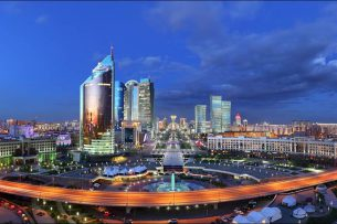 МИД Казахстана вручил ноту Кыргызстану из-за слов Атамбаева о блокаде