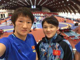 Айусулуу Тыныбекова и другие женщины борцы примут участие в турнире в Швеции
