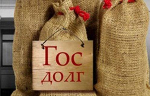 За январь на обслуживание госдолга Кыргызстана направлено 2 млрд 366,3 млн сом