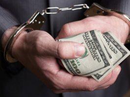 За пять лет было возбуждено более 6 тыс. уголовных дел по статье «коррупция»