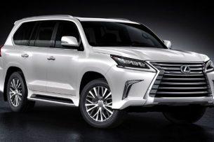 В Кыргызстане в 4 раза поднимется автоналог для новеньких «Лексусов»