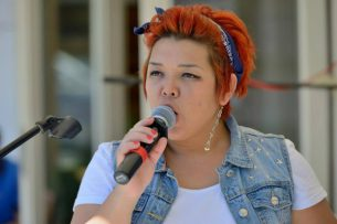 Салтанат Аширова поразила наставников украинского шоу «Голос»