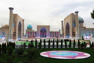 Кыргызских исполнителей пригласили на Самаркандский музфестиваль