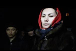 Сторонники Текебаева прибыли к Военному суду