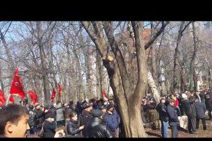 Роза Отунбаева придет на митинг в поддержку Омурбека Текебаева