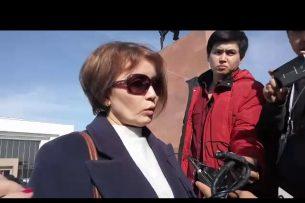Супруга Текебаева: Если с мужем что-то случится, ответственность ляжет на ГКНБ
