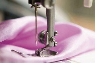 Объем производства швейных изделий за 2016 год увеличился