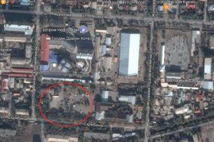 Бывший ответственный за участок Бакиева пояснил, как и кто передал ему землю на Скрябина 45-45А
