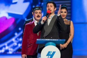 Братьев Кененсаровых признали лучшими «КВНщиками года»